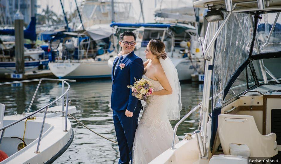 La boda de Ricardo y Lupita en Mazatlán, Sinaloa
