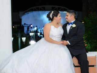La boda de Maribel y Israel