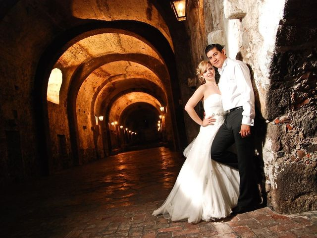La boda de Paola y Fidel