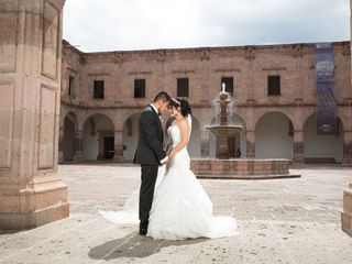 La boda de Karla  y Emmanuel   1