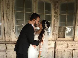 La boda de Daniela  y Santiago  1