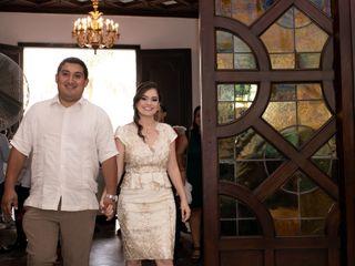 La boda de Melissa y Efrain 1