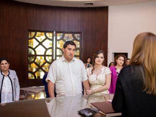 La boda de Melissa y Efrain 2