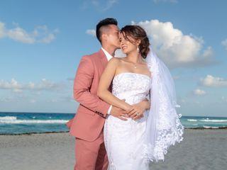 La boda de Khanh y Trang