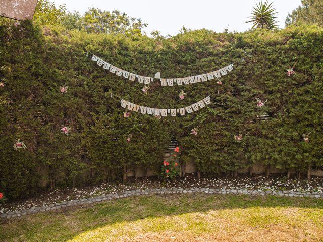 La boda de Jorge y Cyntia en Naucalpan, Estado México 11