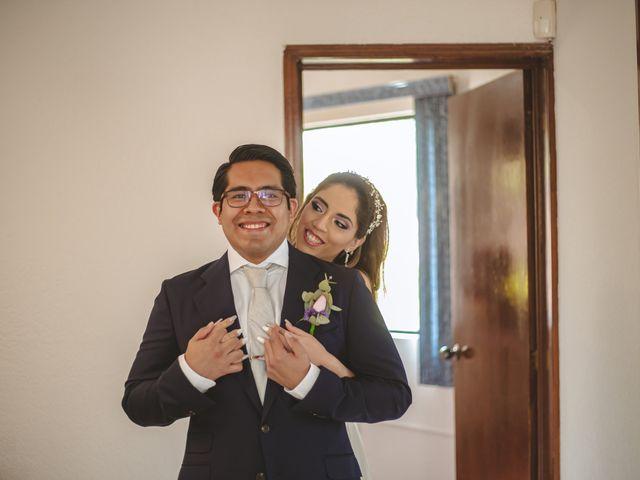 La boda de Jorge y Cyntia en Naucalpan, Estado México 13