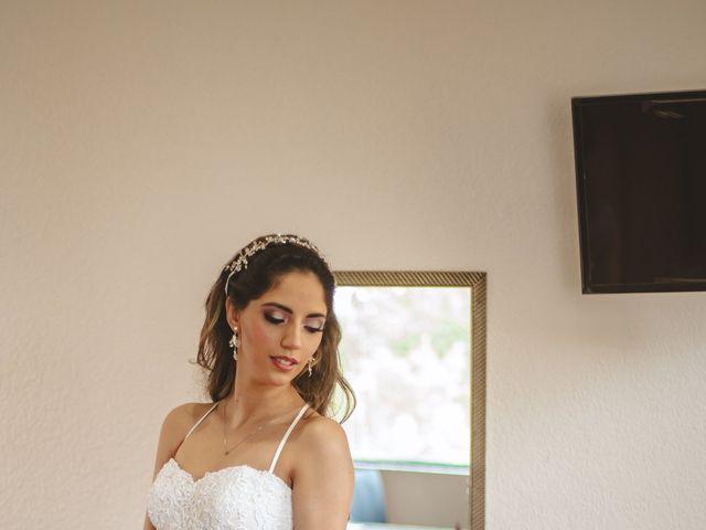 La boda de Jorge y Cyntia en Naucalpan, Estado México 14