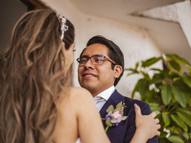 La boda de Jorge y Cyntia en Naucalpan, Estado México 23