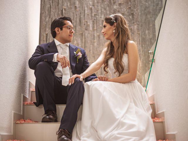 La boda de Jorge y Cyntia en Naucalpan, Estado México 24