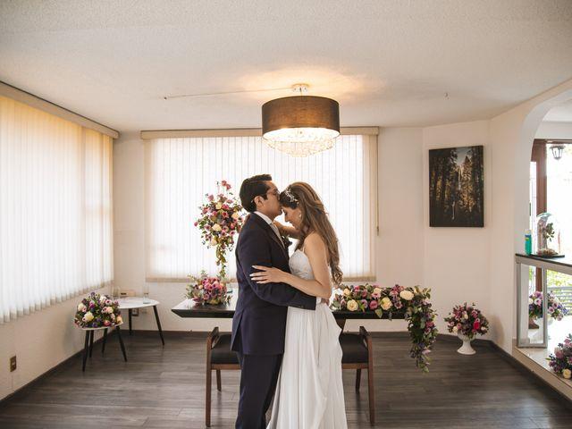 La boda de Jorge y Cyntia en Naucalpan, Estado México 28