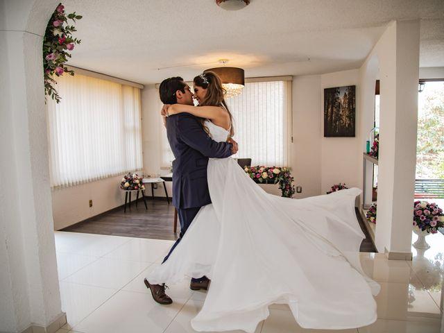 La boda de Jorge y Cyntia en Naucalpan, Estado México 33