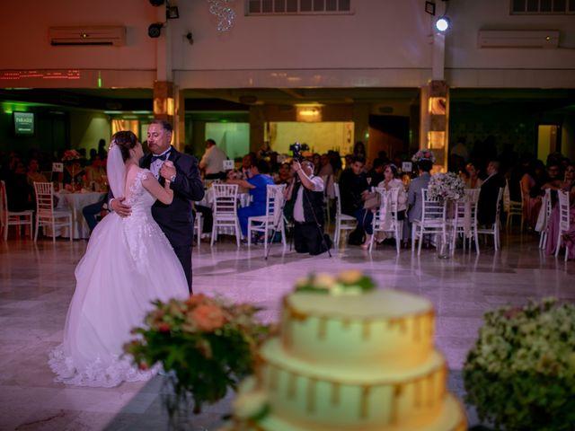 La boda de Melissa y Efrain