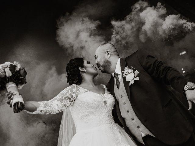 La boda de Gil y Viridiana