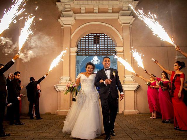 La boda de Marifer y Francisco