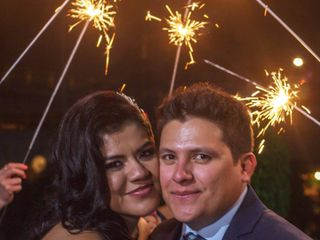 La boda de Mayra y Héctor