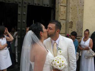 La boda de Angeles y Eduardo