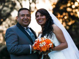 La boda de Teté y Jesús