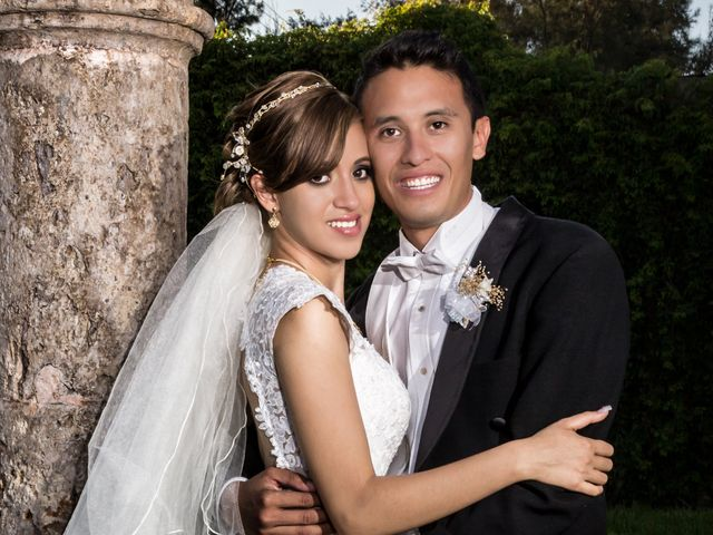 La boda de Marlen y Alejandro