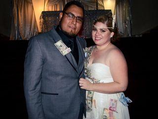 La boda de Vanessa y Brian