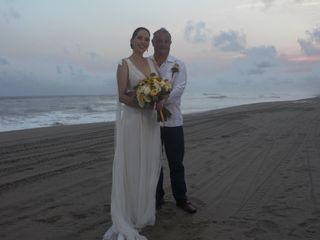 La boda de Paulina y Patricio