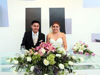La boda de Amairani y Daniel 1