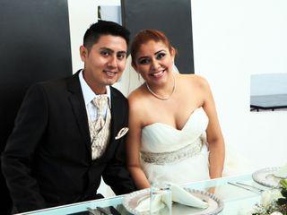 La boda de Amairani y Daniel