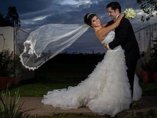 La boda de Mariana y Rubén