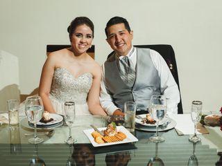 La boda de Karen y Miguel