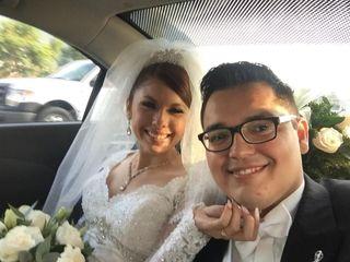 La boda de Mario y Angélica 2