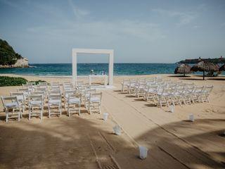 La boda de Glenda y Mijaíl 1