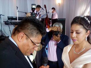 La boda de Angélica y Luis Gabriel 1