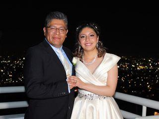 La boda de Angélica y Luis Gabriel