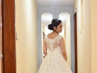 La boda de Paola y Vidal 2