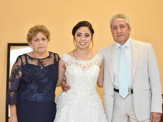 La boda de Paola y Vidal 3