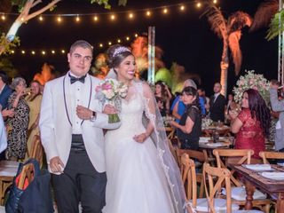 La boda de Valeria y Diego