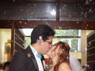 La boda de David  y Adriana  3