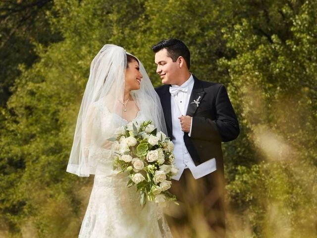 La boda de Mario y Angélica