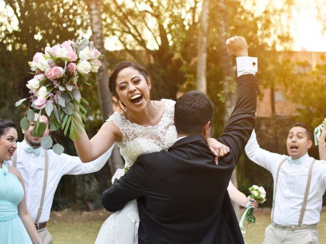 La boda de Paola y Vidal