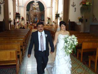 La boda de Rigoberto y Maribel