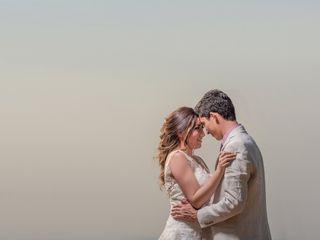 La boda de Tania y Adrián