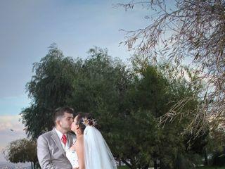 La boda de Rosa María  y Omar 1