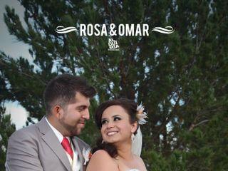 La boda de Rosa María  y Omar 3