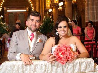 La boda de Rosa María  y Omar