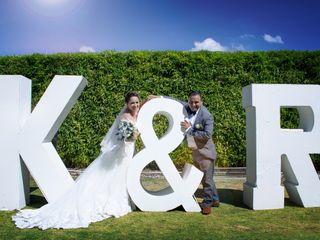 La boda de Katya y Roberto