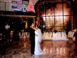 La boda de Erika y Adrian