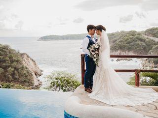 La boda de Macy y Adam 1