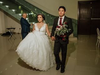 La boda de Gema  y Jonathan