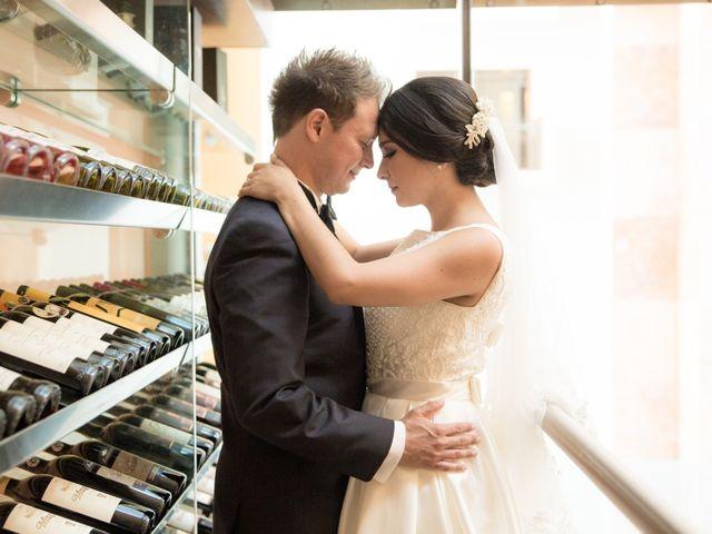 La boda de Tatiana y Erick