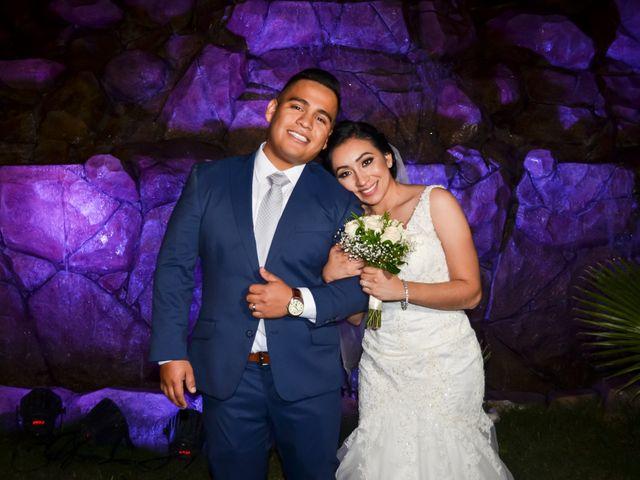 La boda de Adaly y Norman