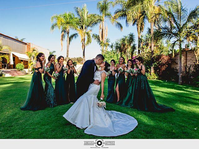 La boda de Jorge y Dulce en Santa Anita, Jalisco 1
